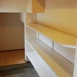 西条新築洋風 玄関収納 可動棚