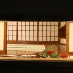 西条和モダン飾り窓