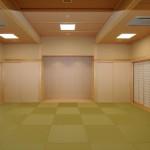 純和風住宅の和室と床の間