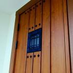 西条洋風新築 玄関ドア