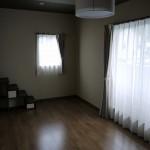 新居浜モダン和風新築 洋室