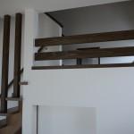 新居浜モダン和風新築 さらさ階段、中二階