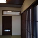 西条モダン和風 和室建具